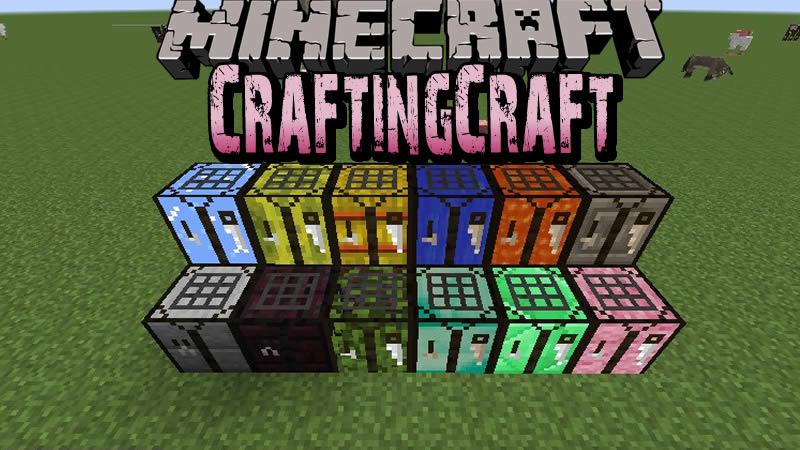 CraftingCraft Mod