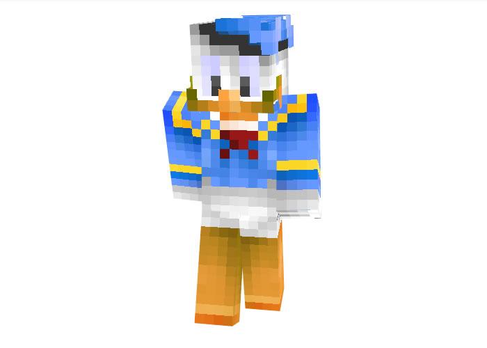 Donald Duck Skin (Disney)