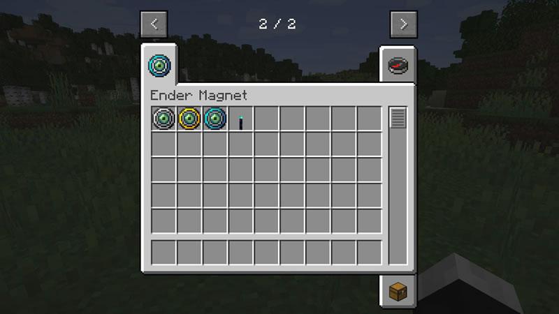 Ender Magnet Mod Screenshot