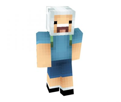 Finn the Human (Adventure Time) Skin