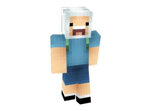 Finn the Human (Adventure Time) Skin