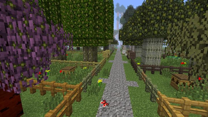 Forestry Mod Screenshot 2