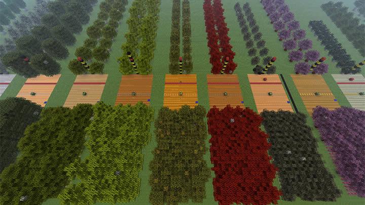 Forestry Mod Screenshot