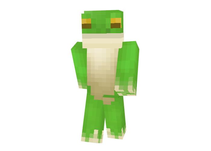Frog Skin