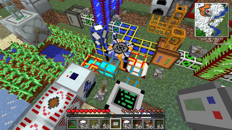 Industrial Craft 2 Mod Screenshot 3
