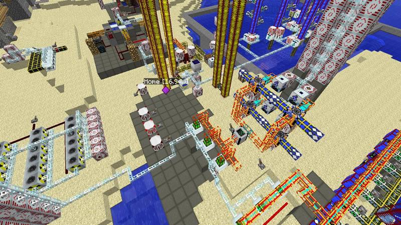Industrial Craft 2 Mod Screenshot 5