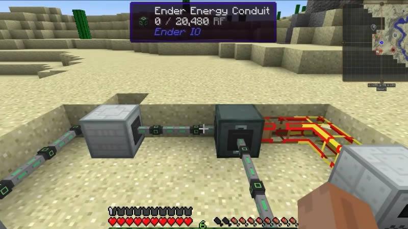 Industrial Craft 2 Mod Screenshot