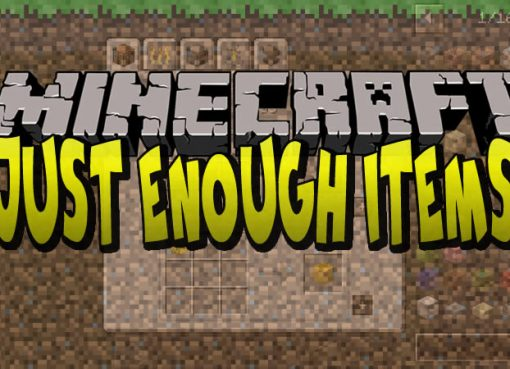 Just Enough Items (JEI) Mod for Minecraft