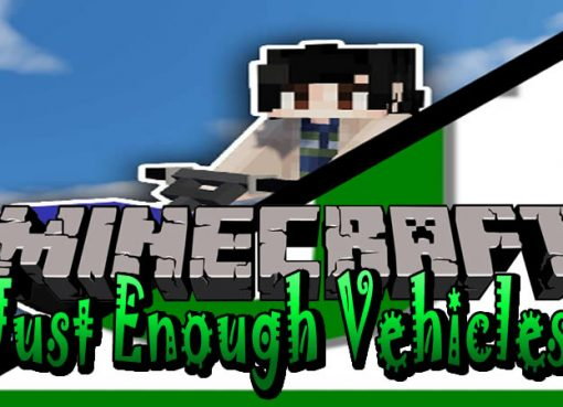 Just Enough Vehicles Mod