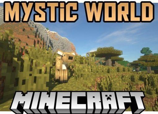 Mystic World Mod for Minecraft