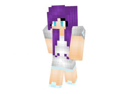 Rarity (Equestria Girls) | Minecraft Skins