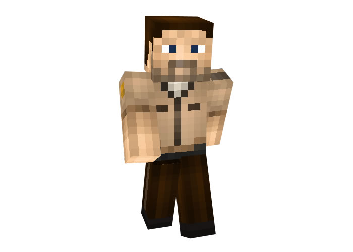 Rick Grimes (The Walking Dead) Skin