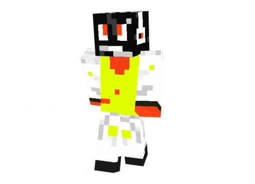 Robot Singer | Minecraft Skins
