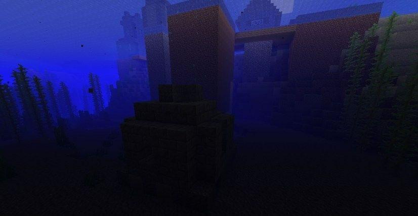 Ruins With Treasure Map Seed Screenshot 2