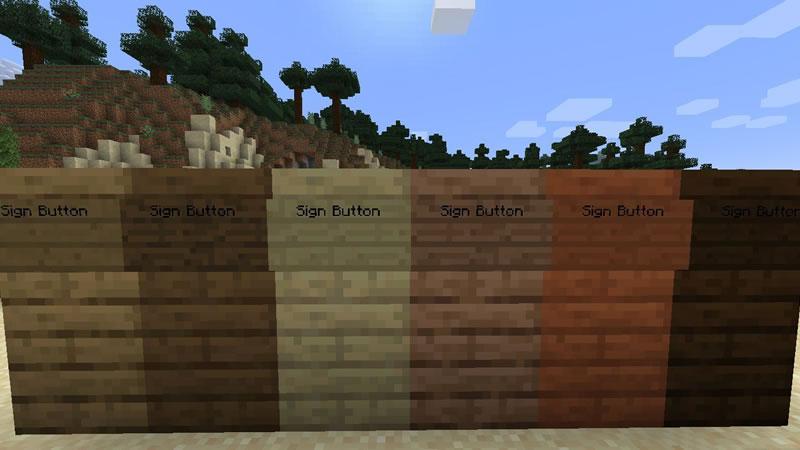 Sign Button Mod Screenshot 5