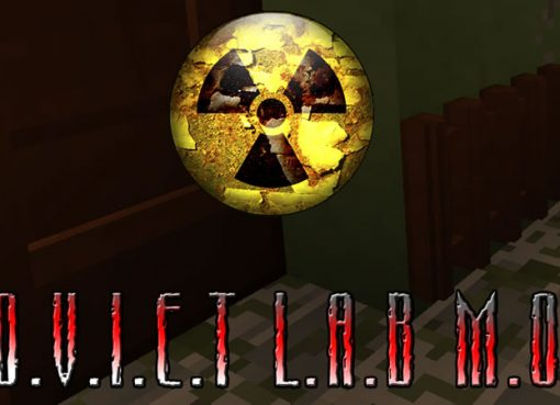 Soviet Labs Mod for Minecraft