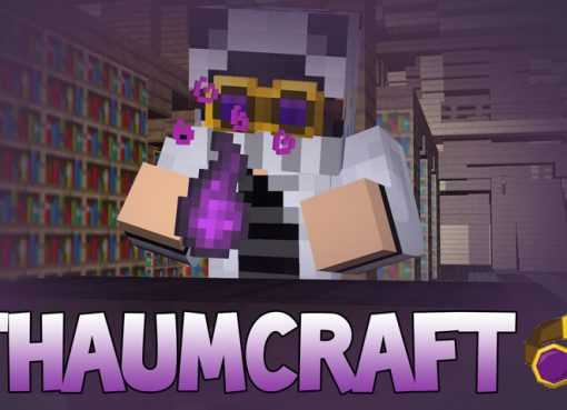 Thaumcraft 1.12.2/1.10.2/1.7.10 (Huge Magic Mod)