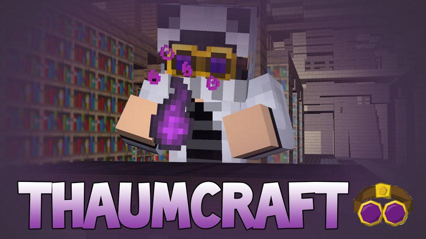Thaumcraft 1.12.2/1.10.2/1.7.10 (Huge Magic Mod)