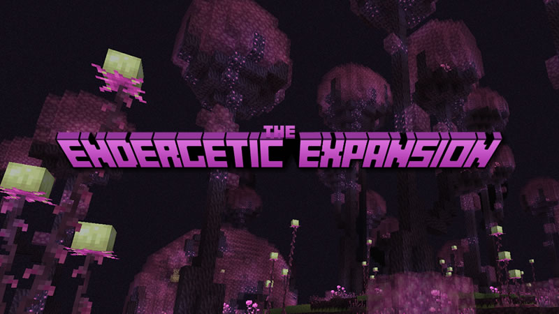 The Endergetic Expansion Mod for Minecraft