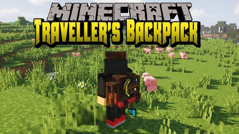Traveller's Backpack Mod for Minecraft