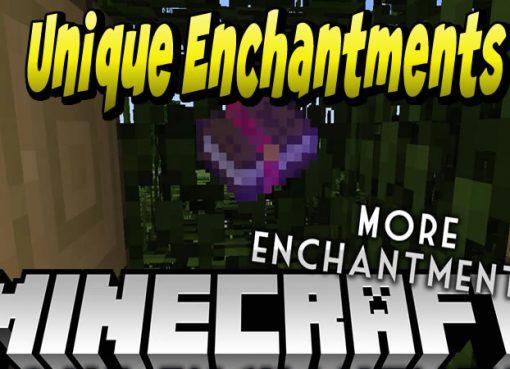 Unique Enchantments Mod