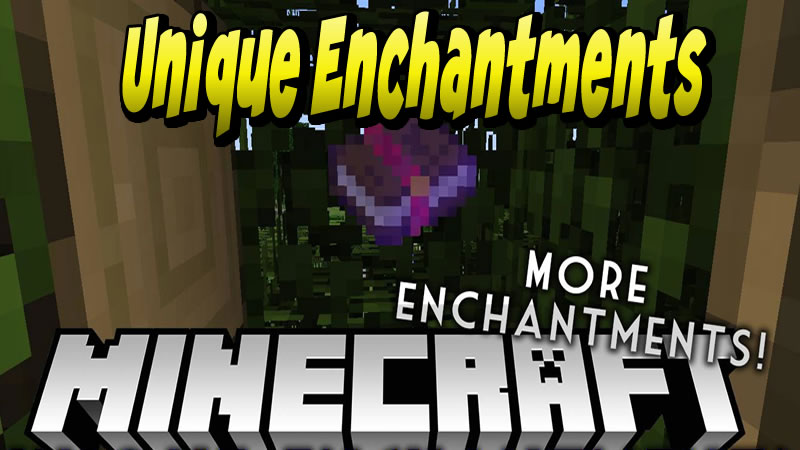 Unique Enchantments Mod