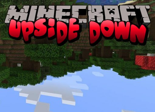 Upside Down Mod for Minecraft