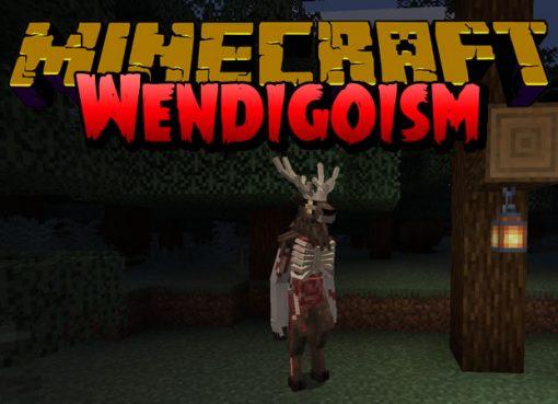 Wendigoism Mod for Minecraft
