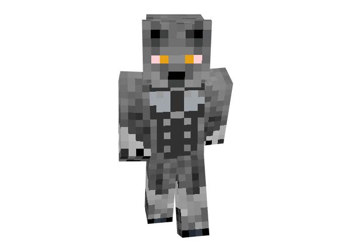 Werewolf Sixpack | Minecraft Animal Skins