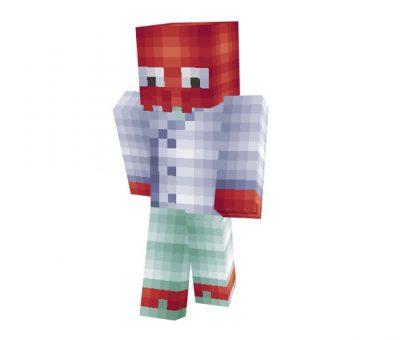 Zoidberg (Futurama) | Minecraft Skins
