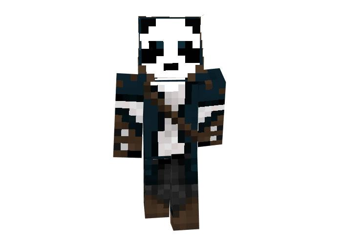 Adventure Panda   Minecraft Skins