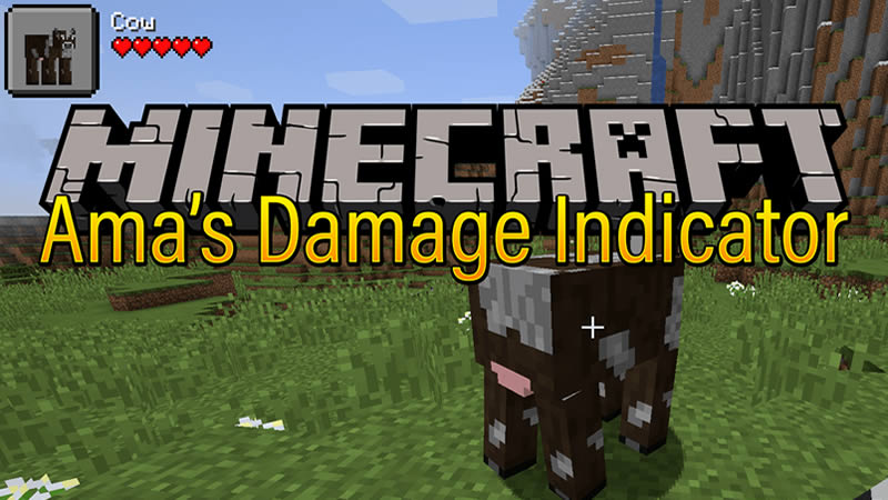 Amas Damage Indicator Mod