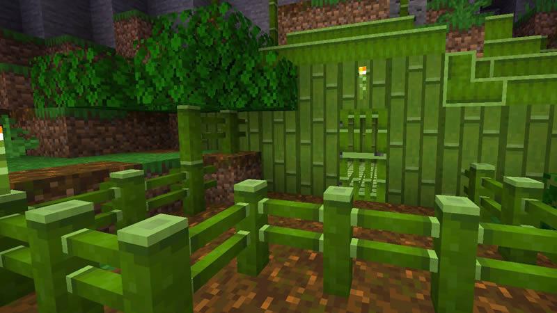 Bamboo Tweaks Mod Screenshot 2