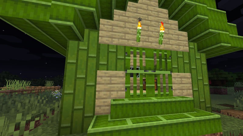Bamboo Tweaks Mod Screenshot 3