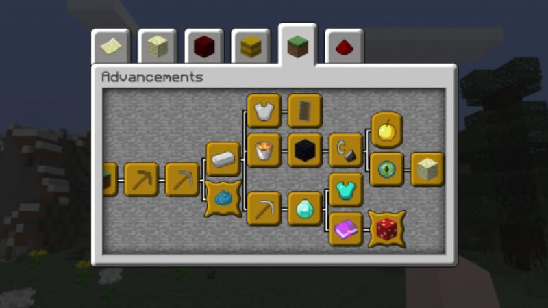 Better Advancements Mod Screenshot 4