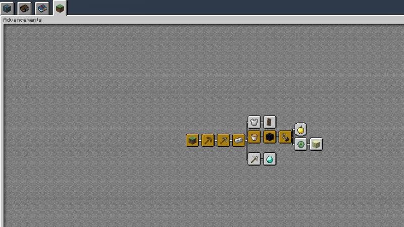 Better Advancements Mod Screenshot