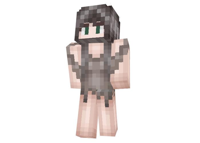 Castaway Girl   Minecraft Skins