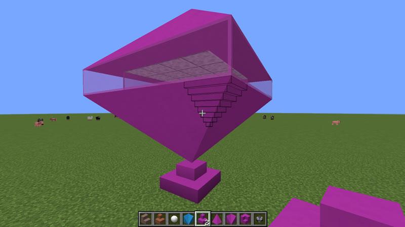 Exotic Blocks Mod Screenshot 2