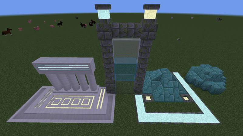 Exotic Blocks Mod Screenshot 3