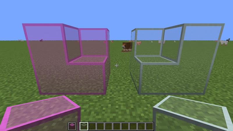 Exotic Blocks Mod Screenshot