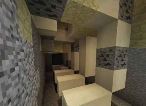 Fossils at the Ravine Seed for Minecraft 1.15.2/1.14.4/1.12.2