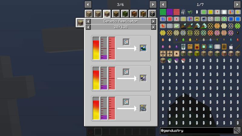 Gendustry JEI Addon Screenshot 3