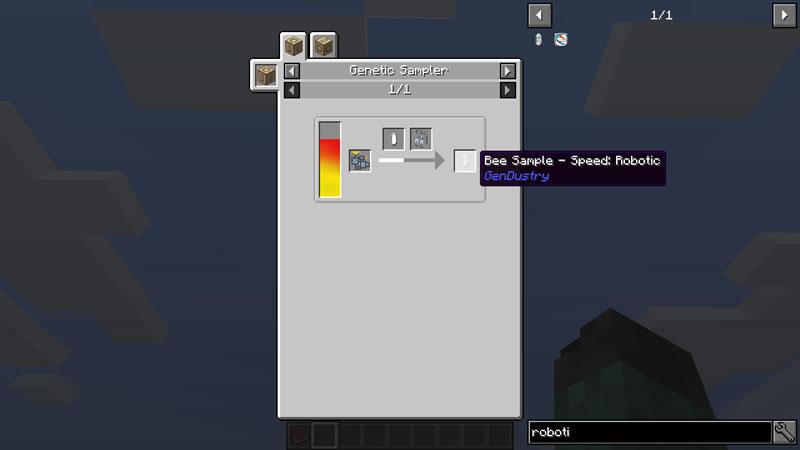 Gendustry JEI Addon Screenshot 4