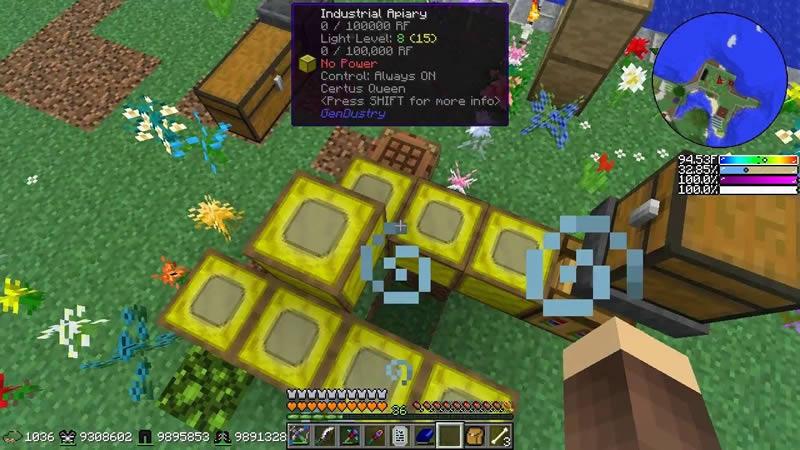 Gendustry Mod Screenshot 3