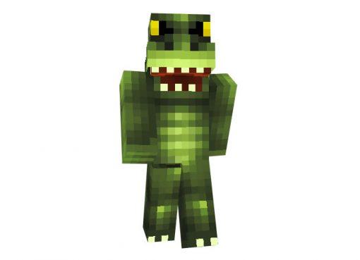 Godzilla Skin for Minecraft