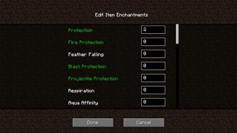 IBE Editor Mod Screenshot 2