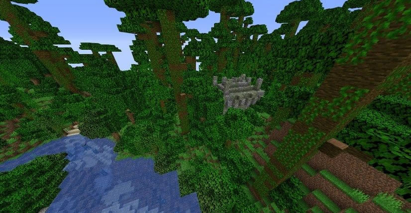 Jungle and Mesa Seed 1.15.2 Screenshot 2