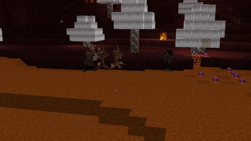 Nethercraft Classic Mod Screenshot 7