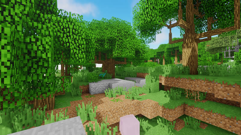 Oceano Shaders Forest