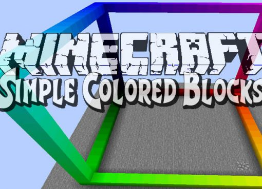 Simple Colored Blocks Mod